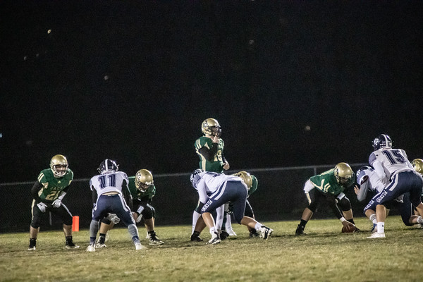 SMHS Football vs. New Plymouth