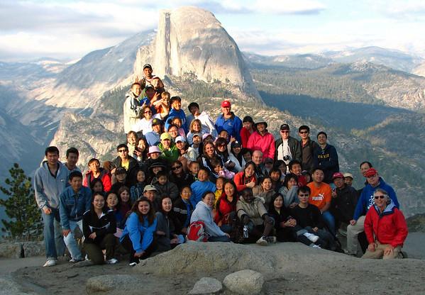 Yosemite, Spring 2008