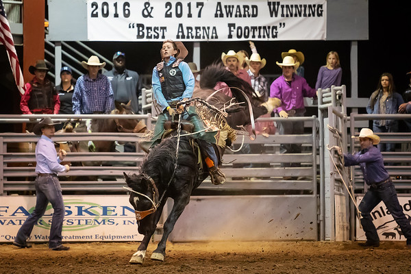 2018 NHW Ranch Rodeo - Friday