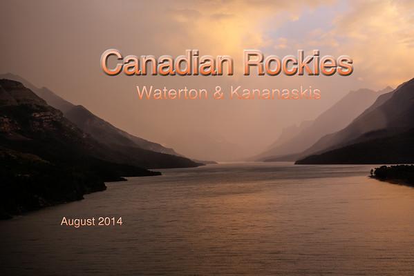 Canada - Waterton 2014