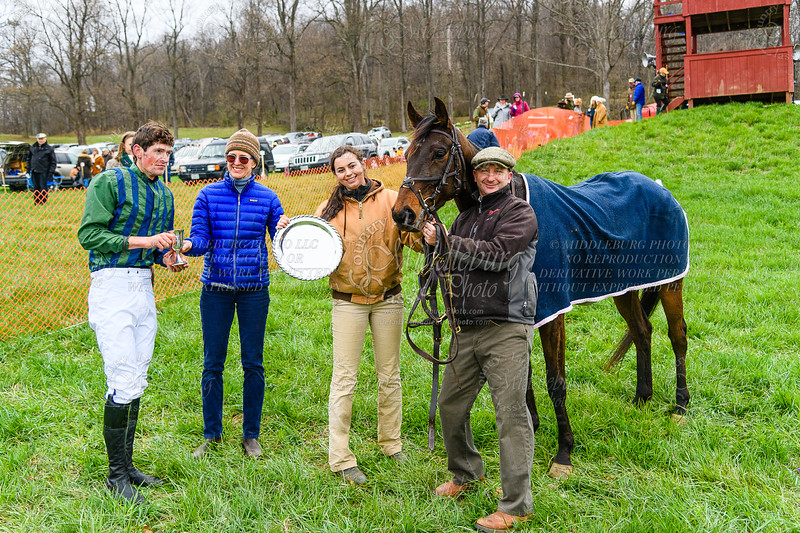 Old Dominion Hounds Point to Point 2018