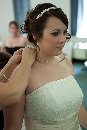 Cassidy and Dallis - Wedding