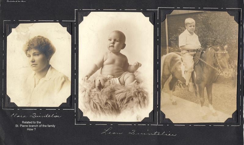 Eckman Family - 1900-1939