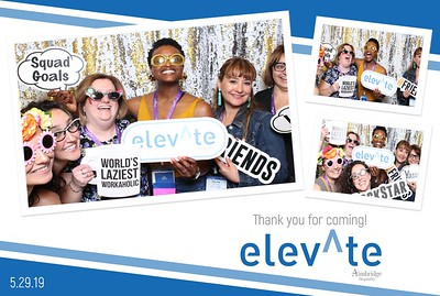 Elevate  Event 5-29-19