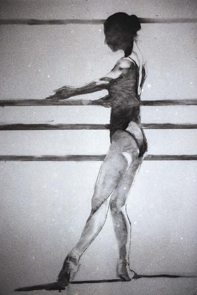 Ballet #143 (c1980s)