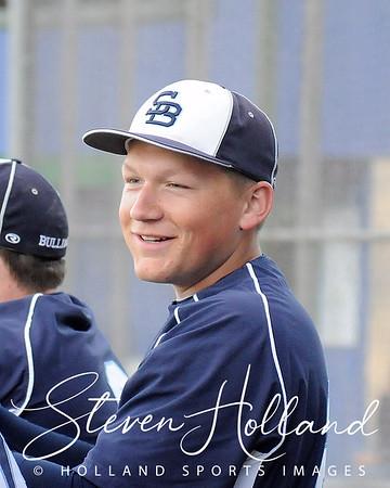 Baseball - Varsity: Stone Bridge  vs South Lakes 4.10.2012 (by Steven Holland)