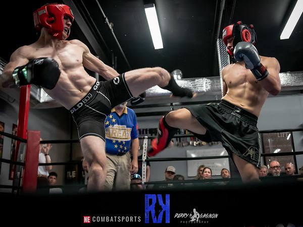 Regional Kickboxing Smoker June 26th 2021