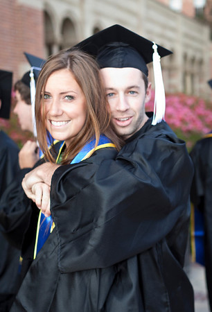 UCLA Graduation 2012