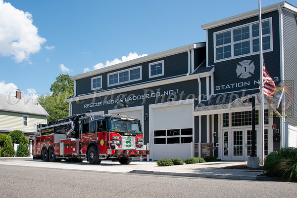 Roslyn Rescue Tower Ladder 565 07/14/2020