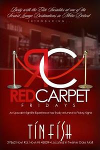 Red Carpet Friday's 1-27-2012