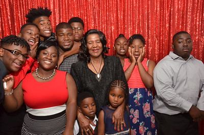 Marva's 70th Birthday Photo Booth