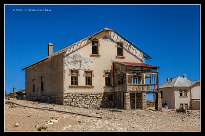 Aus, Luderitz, Diaz Point and Kolmanskop