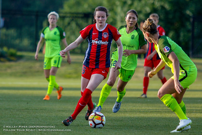 Washington Spirit v Seattle Reign (16 June 2018)