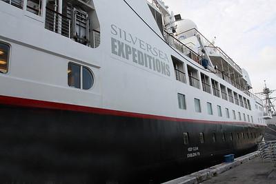 Silver Explorer Ship Shots