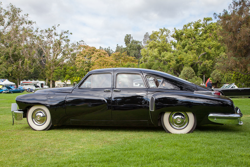 1948 Tucker Torpedo - Petersen Automotive Museum