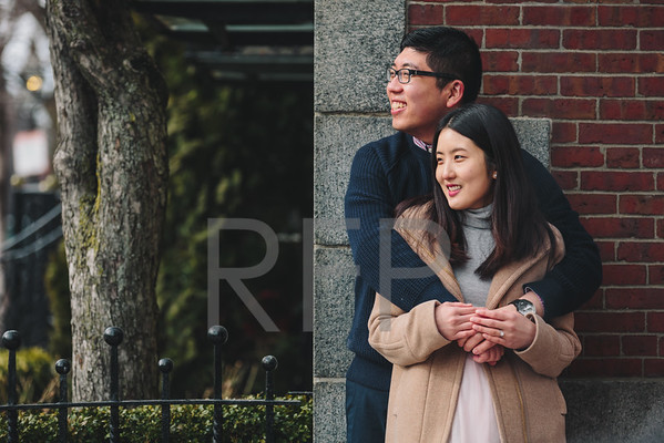 CINDY AND KYU | BOSTON 02-16-16
