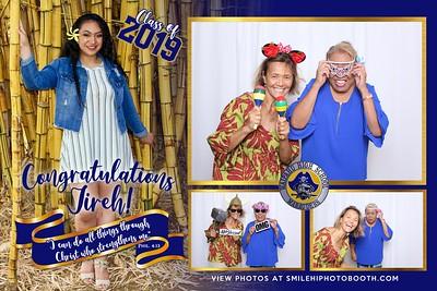 Jireh's Graduation Party