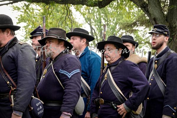Carpentersville Civil War Event 2019