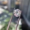 2.04ct Octagonal Flat Cut Diamond GIA K SI1 12