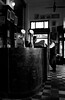 Plaza Dorrego bar, San Telmo, Buenos Aires, Argentina