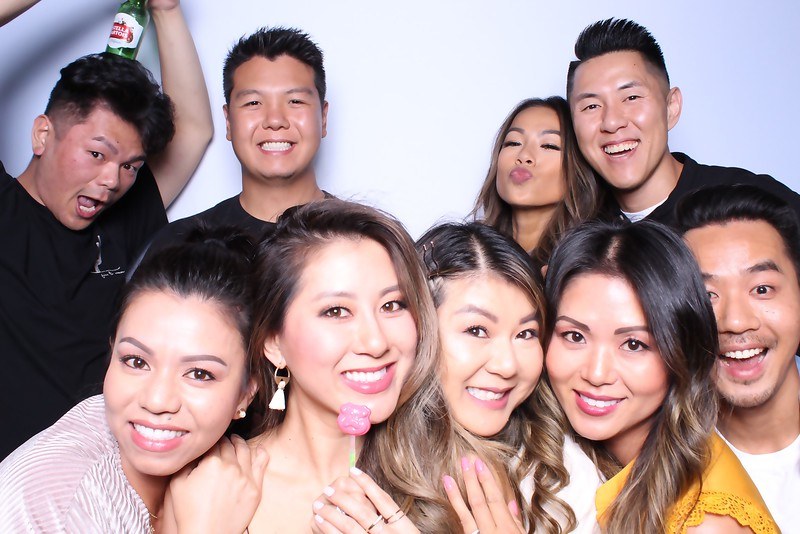 Angela's Birthday Party (SkinGlow Booth)