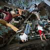 Parkour meets Bboys ft. Elinchrom