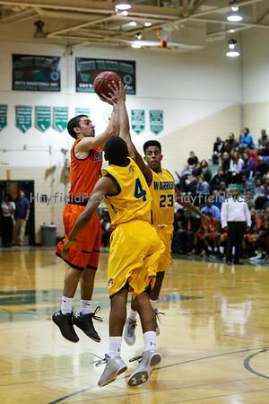 Boys Basketball Wakefield 1/29/13