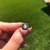 .53ctw Rose Cut Halo Ring, by Single Stone 49