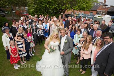 Steve & Becky wedding