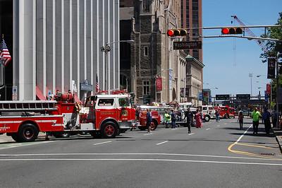 Newark Muster 2014