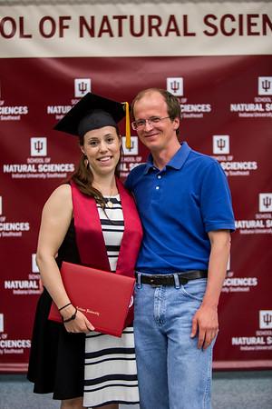 Addie's Graduation