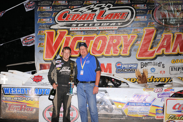 USA Nationals - NASCAR Late Models - August 7, 2010