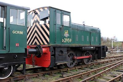 Great Central Railway (North/Ruddington) Stocklist