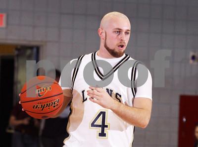 2012 District IX A Boys Basketball Consolation Elk County Catholic vs. Clarion-Limestone