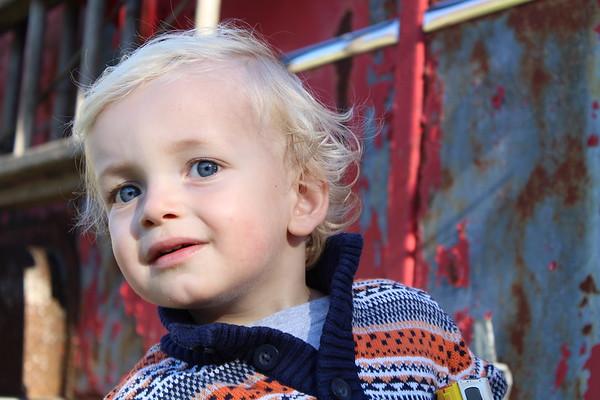Talley  Child Portrait