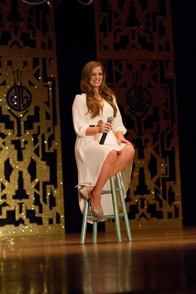Contestant 1 - Alyssa