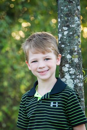Warren - Drew 7 Years Old - 10.2016