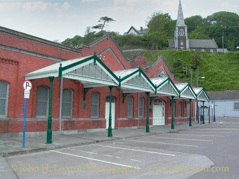 Cóbh Heritage Centre, Cóbh, County Cork, Eire - May 28, 2003