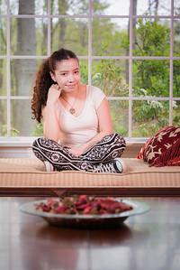 Daniella's Pre-Session Photo Shoot