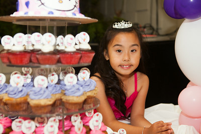 Ella Marie's 7th Birthday