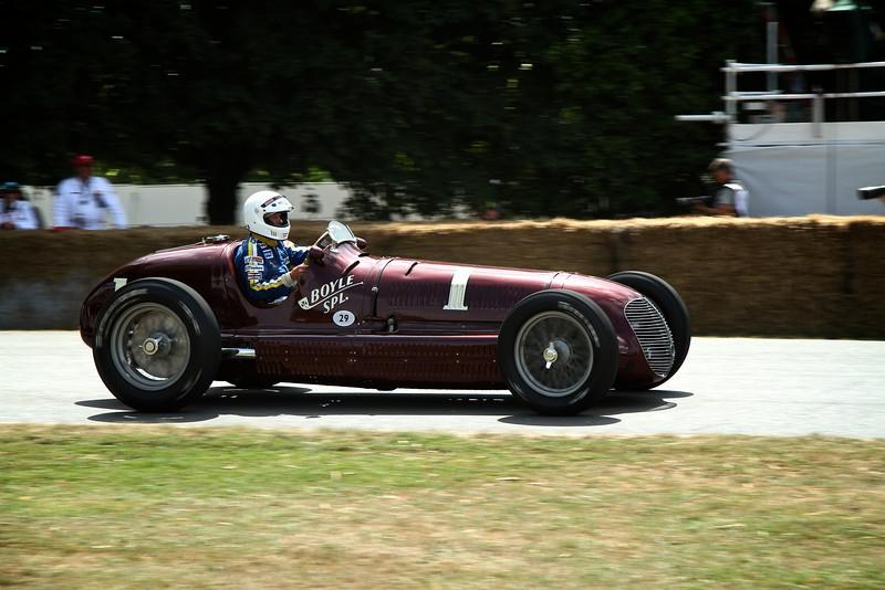 Maserati 8CTF Boyle Valve Special (1939)