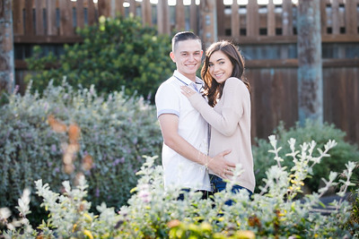 Lundon and Landon - Engagement