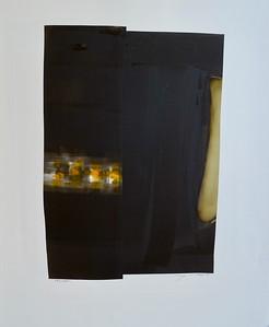 My Roots-Mackey (MM15-128)-Mackey, painting on 22x30 paper