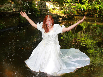 3rd Annual Dress the Wedding Dress
