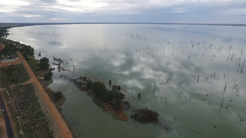 360 degree view of Lake Victoria