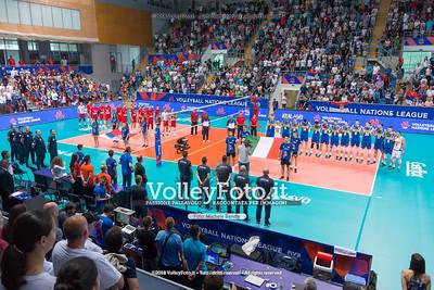 Italia vs Serbia