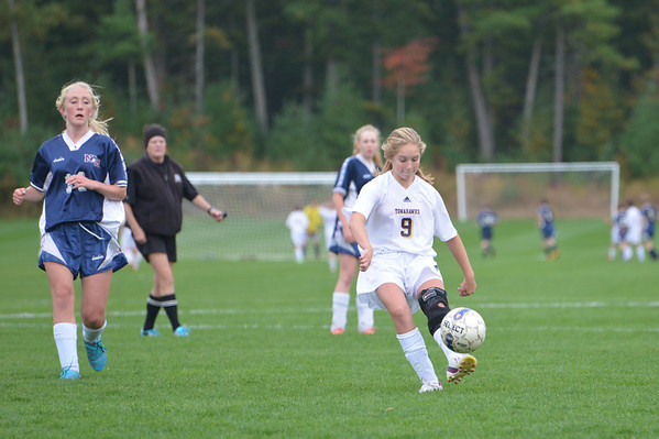Algonquin vs Middlesex 2013