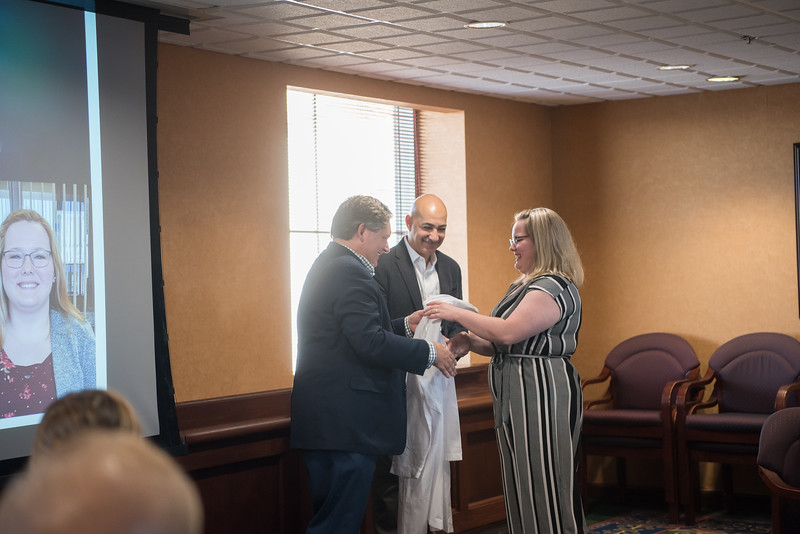 DSC_8322 Genetic Counseling White Coat Ceremony Class of 2021August 14, 2019.jpg