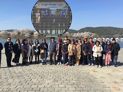 29 March 2019 - South Korea and Japan Tour