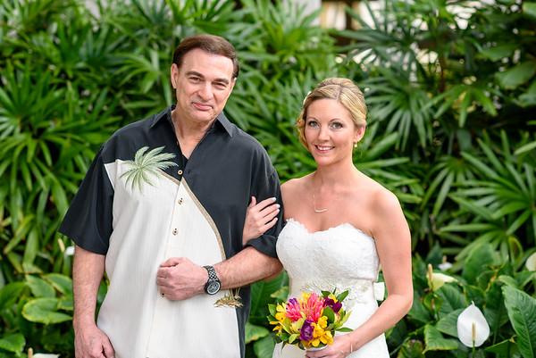 EDITED Galliher Wedding, Feb. 10, 2016, Makena Cove, Maui